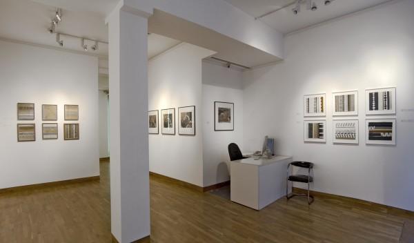MARISCHA BURCKHARDT Installation View