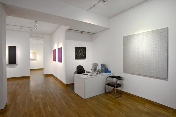 MORELLET & VON GRAVENITZ Installation View