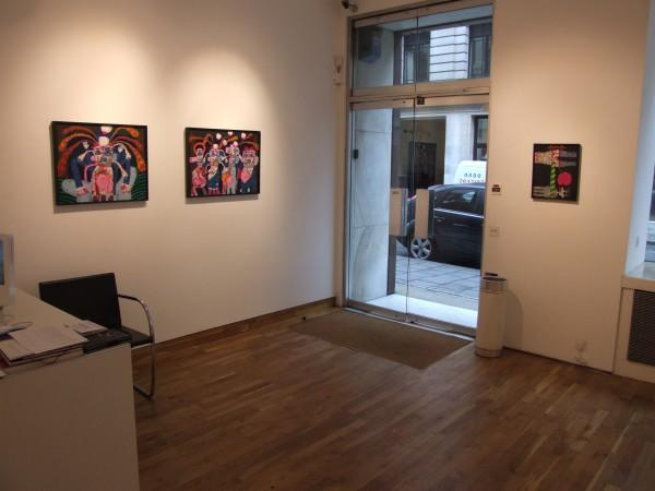 THE ELEGANT LIFE OF KEY HIRAGA Installation View