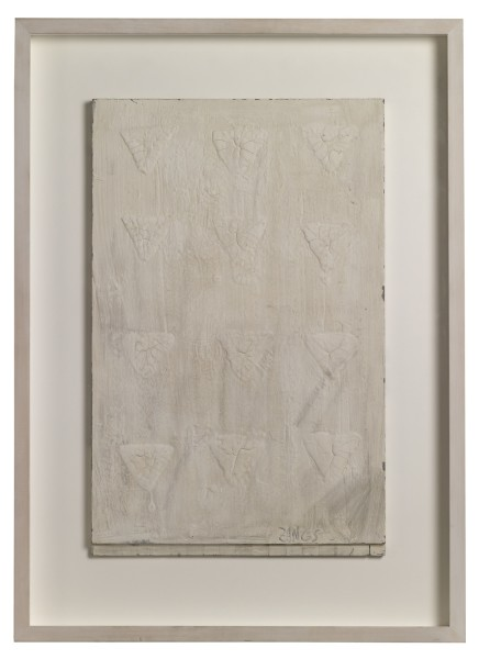 HERBERT ZANGS, Untitled (Relief-Paintings), c. 1975