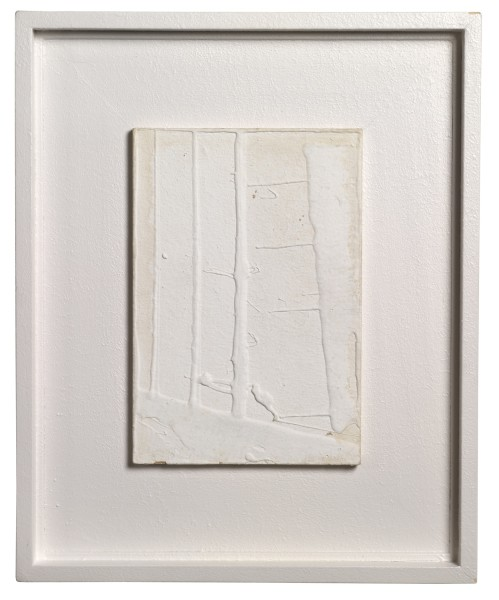 HERBERT ZANGS, Relief-Paintings, c. 1979