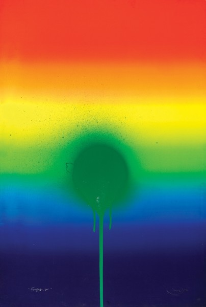 OTTO PIENE, FORGET IT, 1972