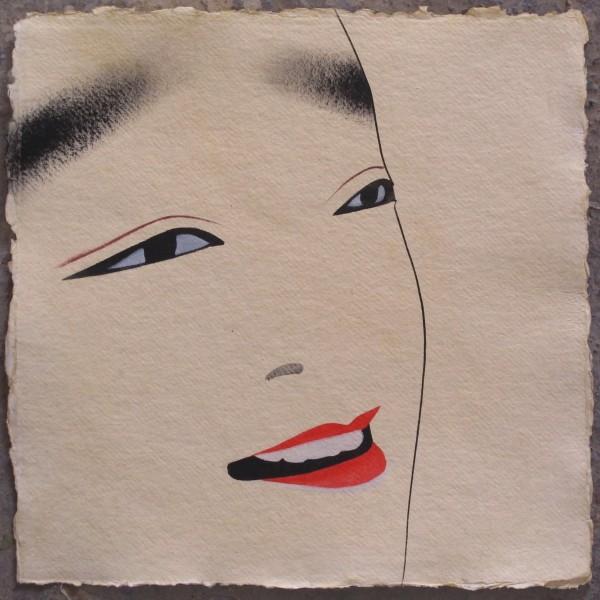 ANTONY DONALDSON NOH, 2012 Acrylic and ink on paper 30 x 30 cm (11 7/8 x 11 7/8 in) £4,500