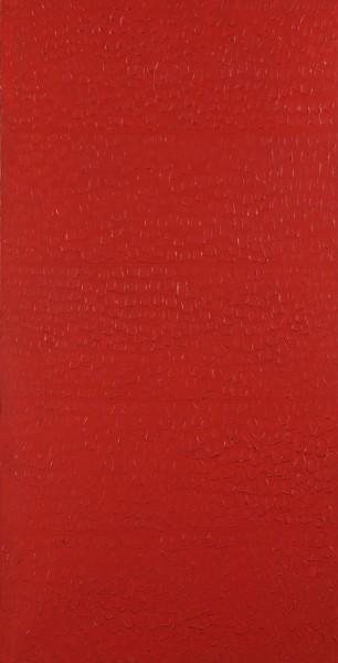 BERNARD AUBERTIN, Monochrome Rouge, 1974