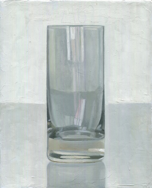 PETER DREHER, Day by Day, Good Day 2462 (Day) Oil on canvas 25 x 20 cm 9 ⅞ x 7 ⅞ inches