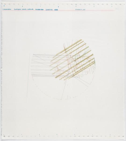 ROBERT MALLARY, Solar series, 1970s