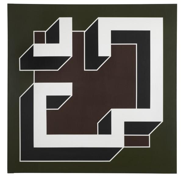 IMRE BAK, Black and White No. X, 1981
