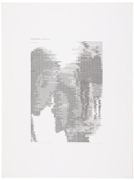 WALDEMAR CORDEIRO, Derivatives of an image degree 0, 1969