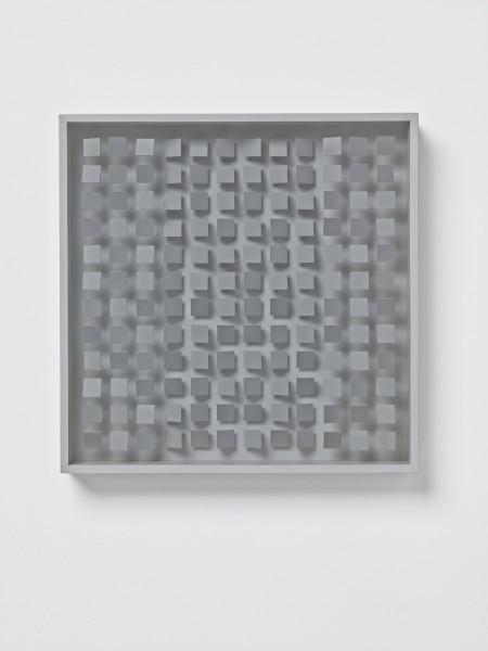 KLAUS STAUDT, Vertiefung EO35a GR (Deepening), 1977