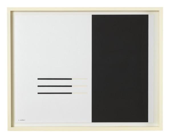 CARLOS CAIROLI, Mutation linéaire, 1963
