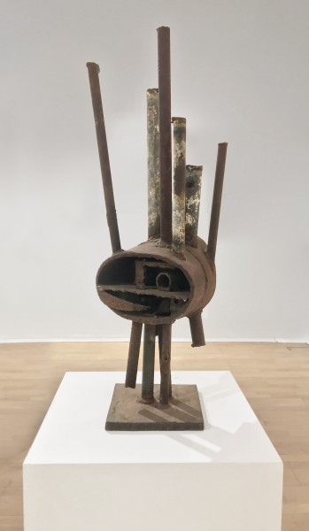 RICHARD STANKIEWICZ, Double-Face (1961-14), 1961