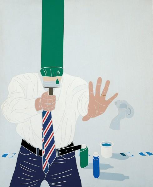 EMILIO TADINI, Color & Co. (5), 1969