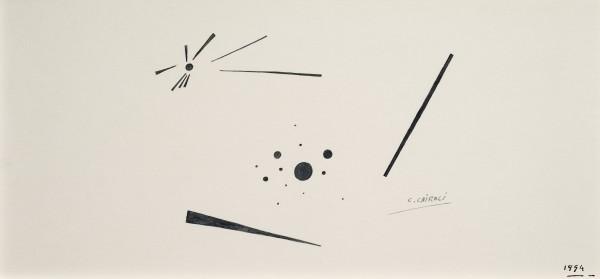 CARLOS CAIROLI, Polarisation, 1954