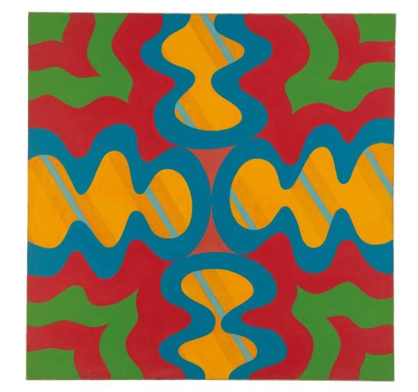 IMRE BAK, Composition, 1967