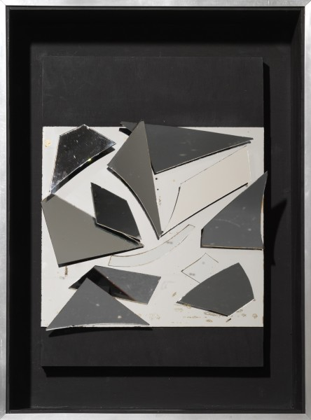 CHRISTIAN MEGERT, Untitled (Object of broken pieces), 1962