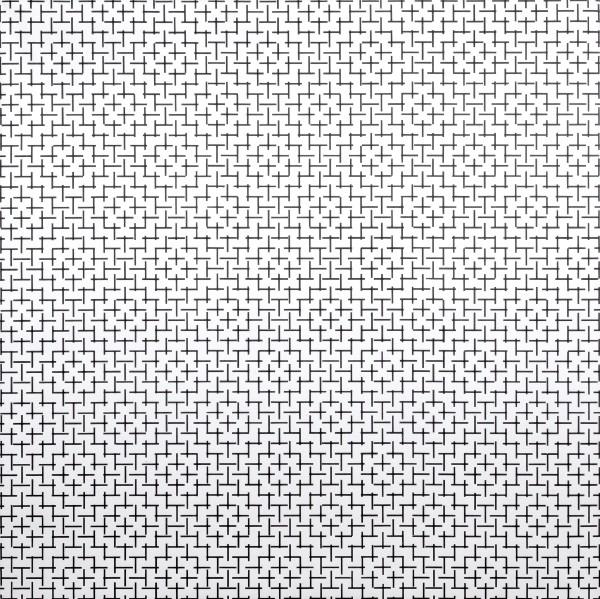 FRANCOIS MORELLET, 2 Trames de petits tirets 0º 90º, 1973