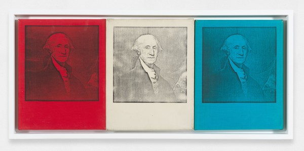 BILLY APPLE, The Presidential Suite: George Washington, 1964