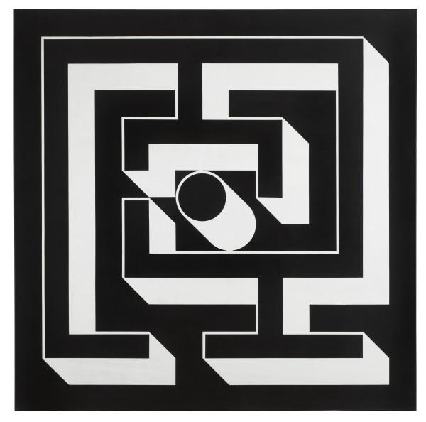 IMRE BAK, Labyrinth, 1979