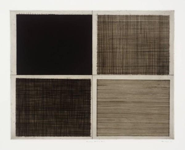 ALAN GREEN, Four to One (Set of 9), 1976 Intaglio print 71 x 85 cm 28 x 33 1/2 inches £3,500.00