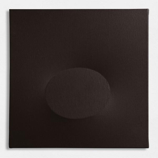 TURI SIMETI, Un ovale nero, 2016