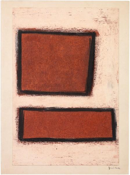 MIRA SCHENDEL, Untitled, c. Early 1960s