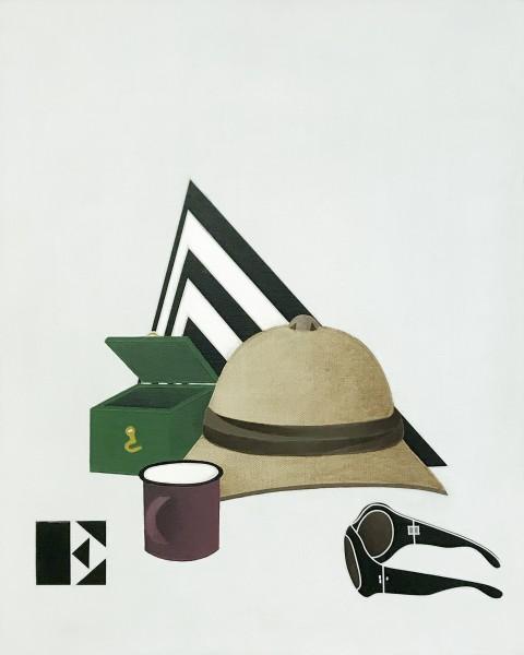EMILIO TADINI, Viaggio in Italia / I Travel to Italy, 1971