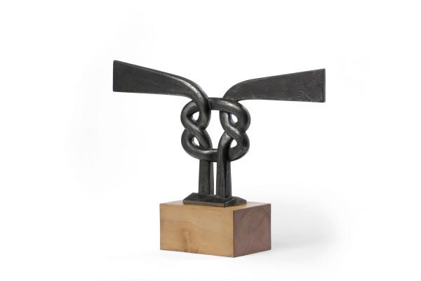 SHINKICHI TAJIRI, Granny's Knot, 1995