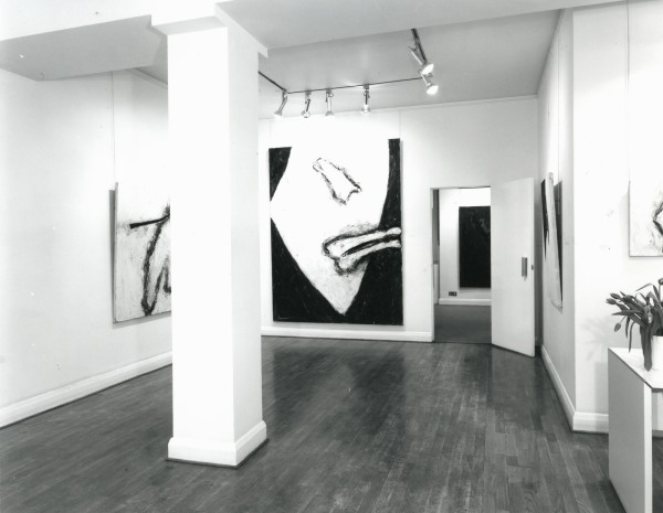 SUSAN ROTHENBERG Installation View