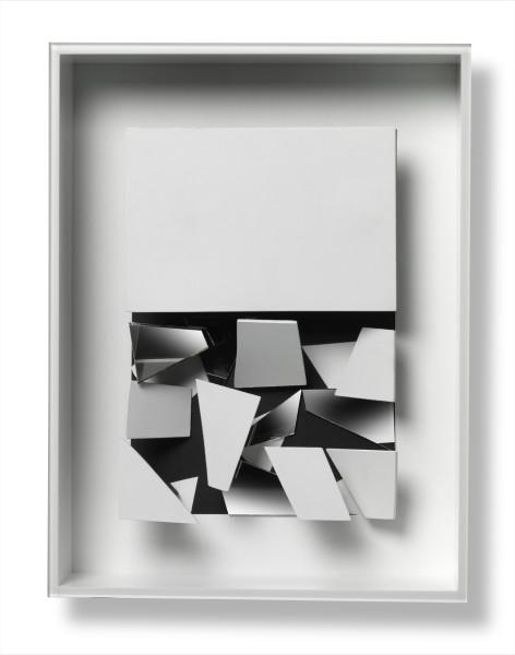 CHRISTIAN MEGERT Untitled (ID07), 2016 Mixed media 42 x 31.5 x 12 cm (16 1/2 x 12 1/2 x 4 3/4 in) £8,000