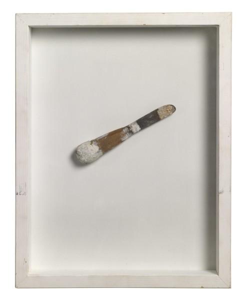HERBERT ZANGS Object, c.1970 Assemblage 3.5 x 18 x 3 cm (1 3/8 x 7 x 1 1/8 in) £5000