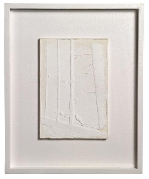 HERBERT ZANGS Relief-Paintings, c.1979 Mixed media 30 x 20.5 x 1.5 cm (11 7/8 x 8 x 5/8 in) £8,000