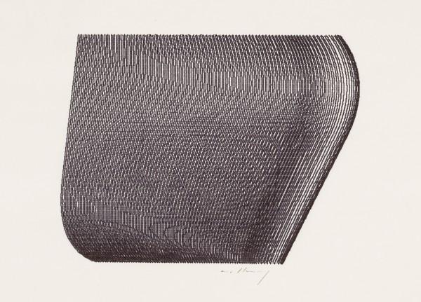 ROBERT MALLARY, Incremental series, c.1972