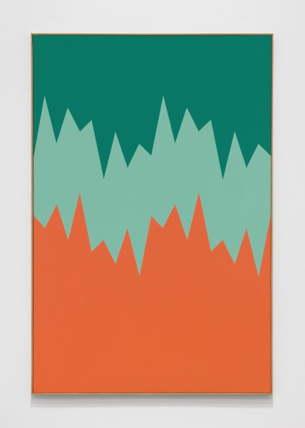 Untitled, 1968 Oil on canvas 150 x 100 cm 55 ½ x 39 ⅜ inches