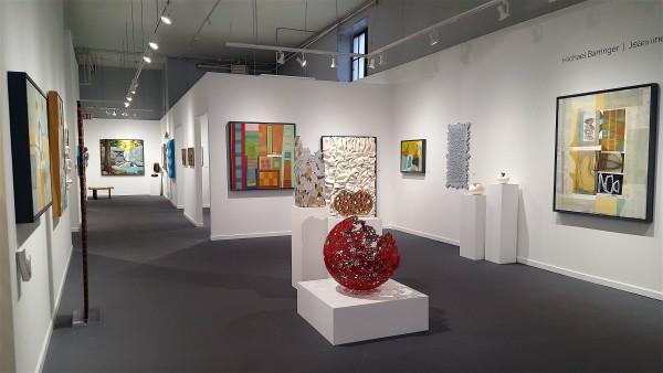 Abstract Installation 2