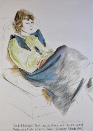 David Hockney, Hand-Signed 'David Hockney: 1962-1980 & Recent Prints', 1982