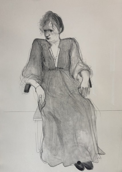 David Hockney, Celia , 1973