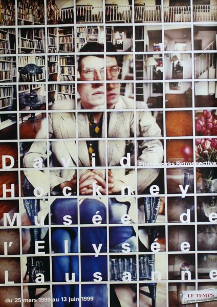 David Hockney, 'David Hockney Photoworks Retrospective', 1999
