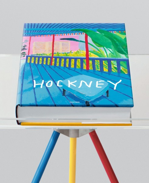 David Hockney, A Bigger Book, David Hockney Sumo by Taschen For Sale, 2017