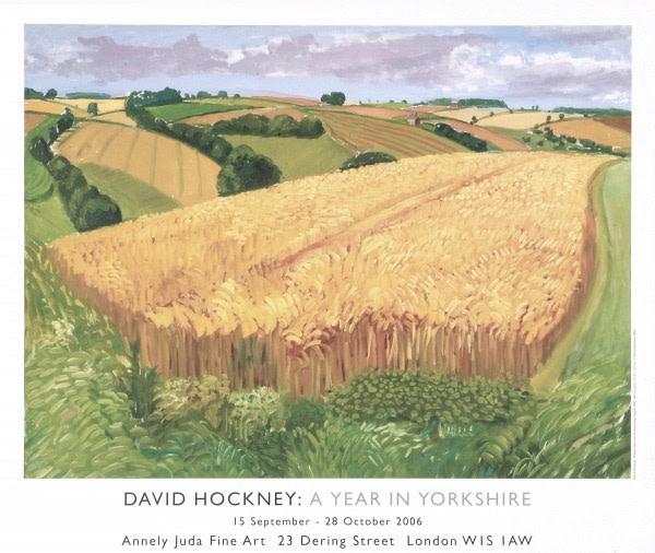 David Hockney, David Hockney: A Year in Yorkshire, 2006, 2006