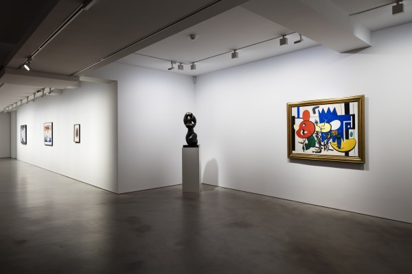From Picabia to Picasso: A selection of works by modern masters