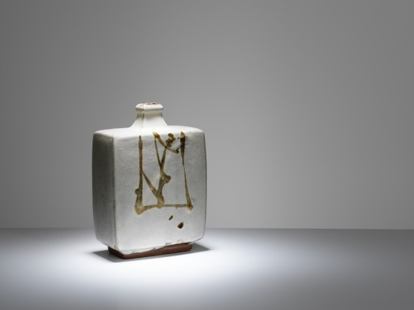 SHOJI HAMADA: 40 Years On 40 pieces included in this exhibition