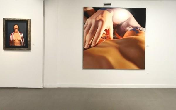 Portrait Andorra Installation Iii