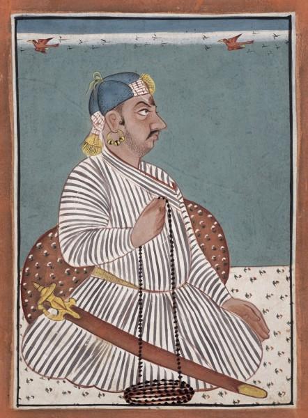 Raja Suraj Sen of Mandi (1637-1664)