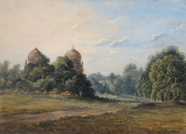 29. 19th Century British , A Rural Scene