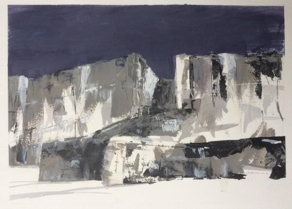 Sarah Granville Promenade acrylic £250