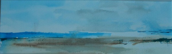 Sheila King Estuary acrylic ink £250