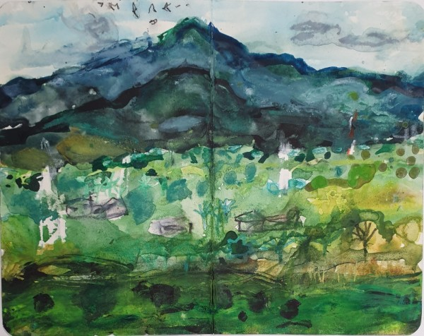 Howard Michels Khao Luang watercolour £500