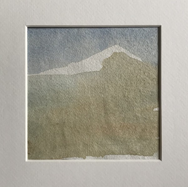 Nelle Strange Mynydd Pen-y-fal watercolour £260