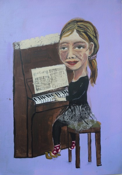 Debbie Lee, Piano Player