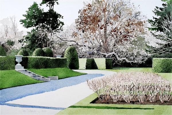 Ian Siddaway, Kew Gardens Topiary 1